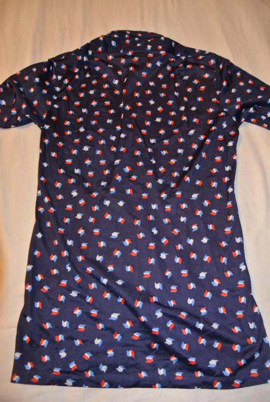 Givenchy Givenchy shirt blue vintage France flag print made in Italy size XS Size US XS / EU 42 / 0 - 3