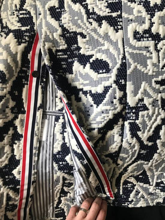 Thom Browne Embroidered Top Coat Size US XS / EU 42 / 0 - 2