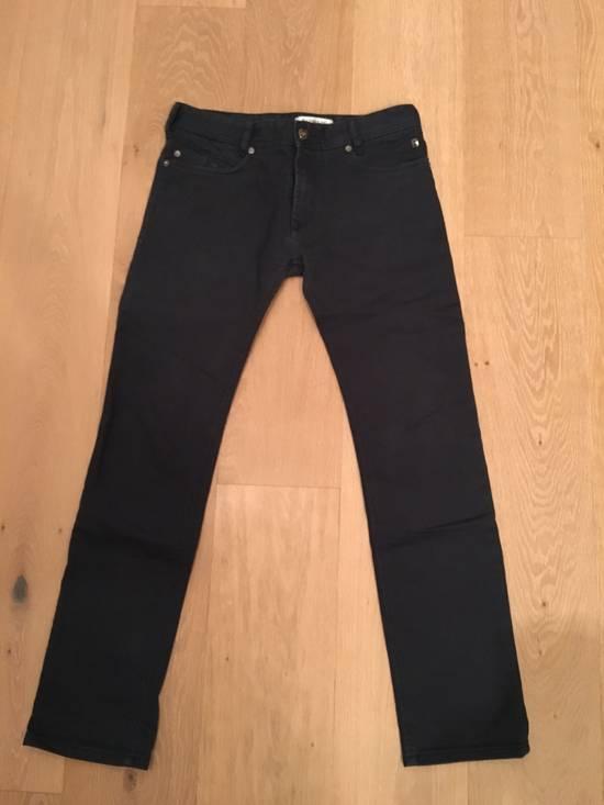 Balmain Dark Blue Jeans by Balmain Size US 31