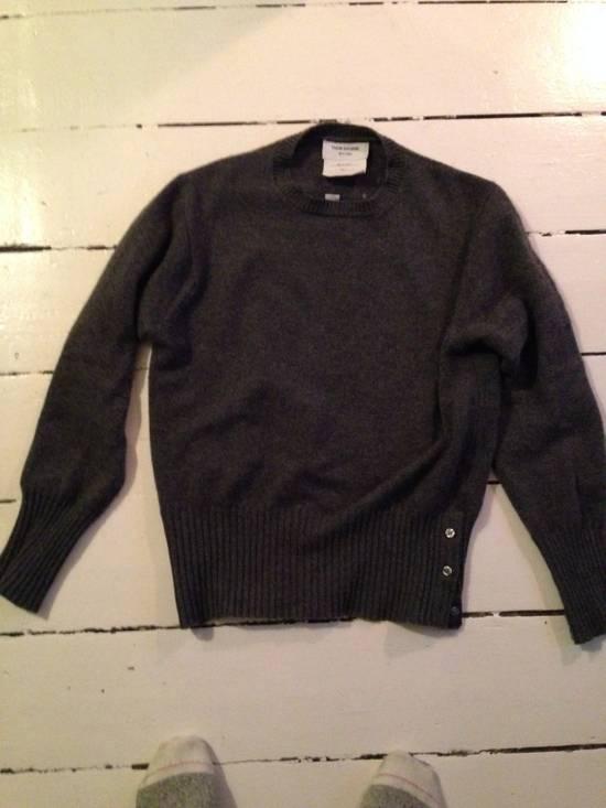 Thom Browne Thom Browne cashmere crewneck Size US L / EU 52-54 / 3