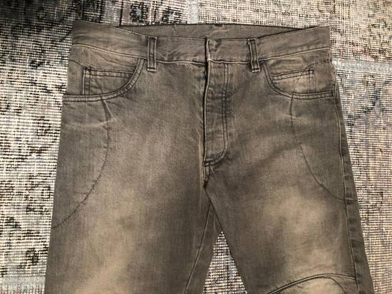 Balmain Balmain Washed Grey Denim Size US 32 / EU 48 - 2