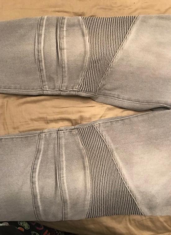 Balmain Balmain Gray Women Jeans Size US 30 / EU 46 - 4