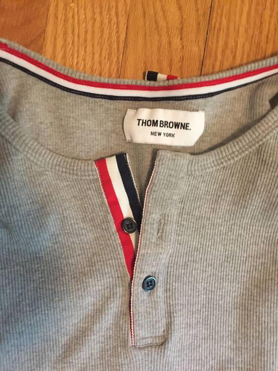 Thom Browne Sleeveless Thom Browne Top Size US M / EU 48-50 / 2