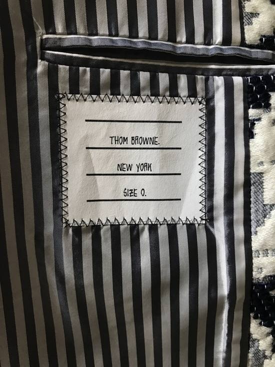 Thom Browne Embroidered Top Coat Size US XS / EU 42 / 0 - 4