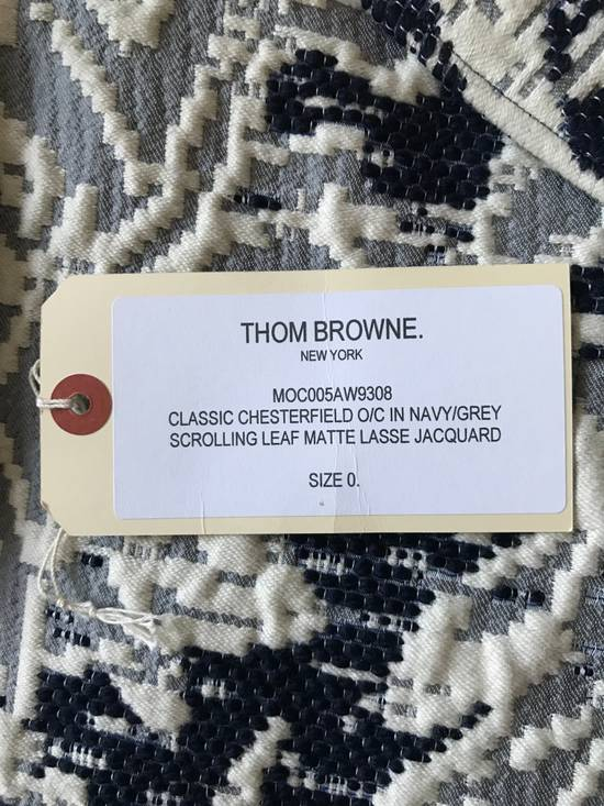 Thom Browne Embroidered Top Coat Size US XS / EU 42 / 0 - 5