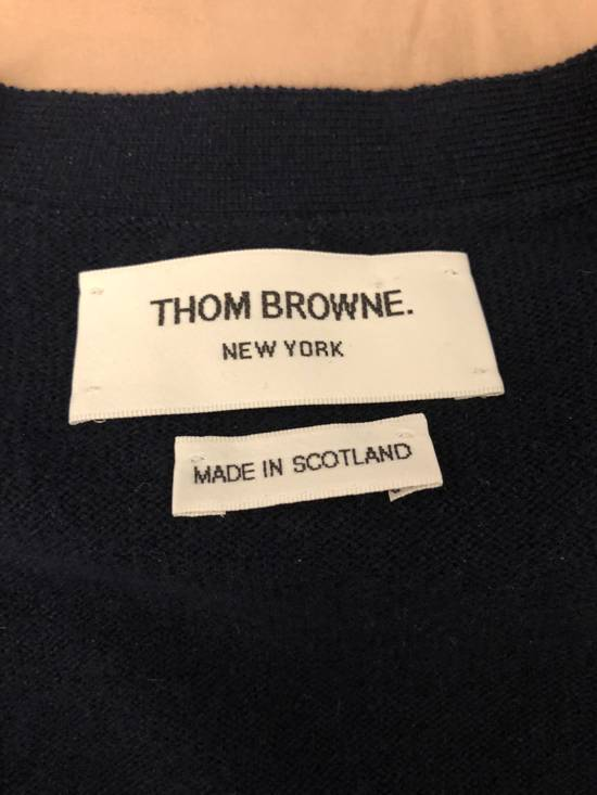 Thom Browne 4 bar cashmere cardigan Size US XXL / EU 58 / 5 - 1