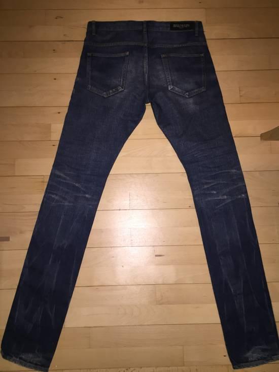 Balmain Balmain Paris Ripped Jeans Size US 31 - 4