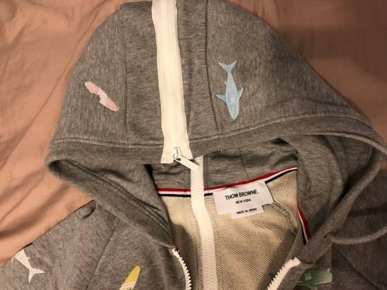 Thom Browne shark and surfboard hoodie Size US L / EU 52-54 / 3 - 3