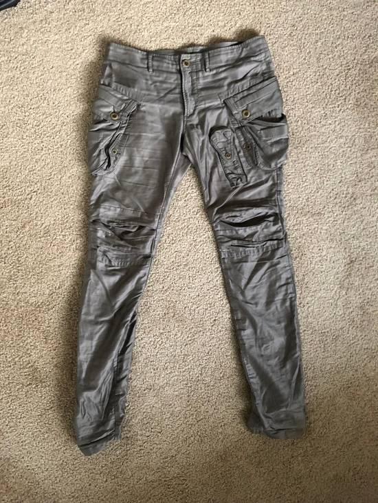 Julius SS10 Cotton Gasmask Lyocell Cargo Pants Size 2 Size US 31
