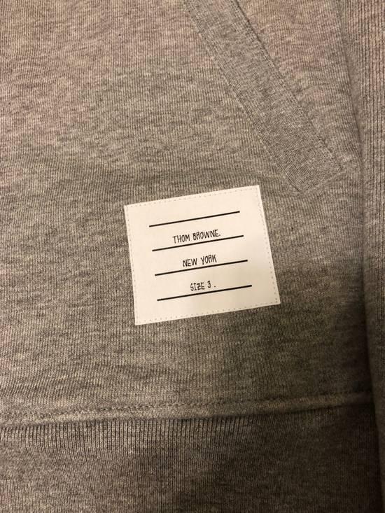 Thom Browne 4 bar hoodie jacket Size US L / EU 52-54 / 3 - 1