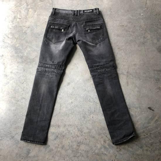 Balmain Biker Jean Size US 29 - 1