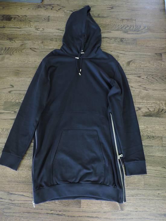 Balmain Balmain Side Zip Sweatshirt (FINAL DROP) Size US XL / EU 56 / 4 - 2