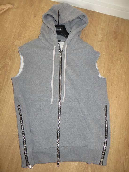 Balmain Classic sleeveless hoodie Size US M / EU 48-50 / 2 - 1