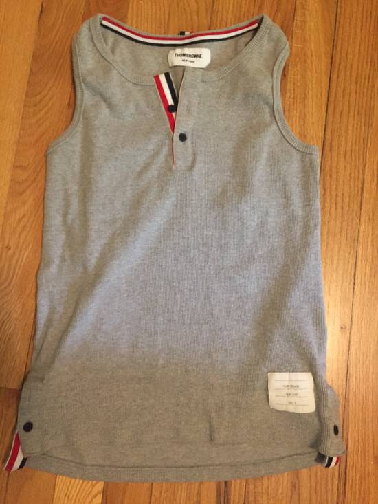 Thom Browne Sleeveless Thom Browne Top Size US M / EU 48-50 / 2 - 1
