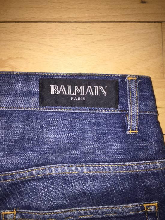 Balmain Balmain Paris Ripped Jeans Size US 31 - 1