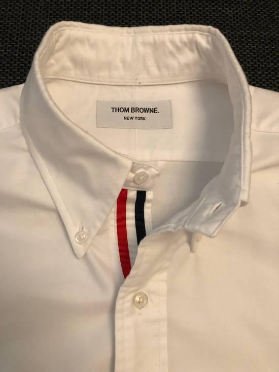 Thom Browne White Shirt Size US XL / EU 56 / 4
