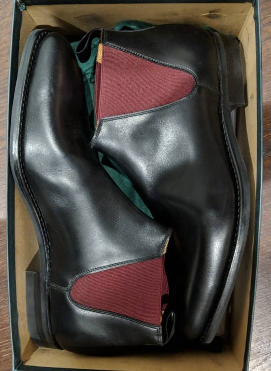 Crockett & Jones Cranford 3 Chelsea Boot in Black Size US 10.5 / EU 43-44