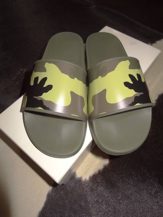 Givenchy Brand New Green Slippers Size US 8 / EU 41