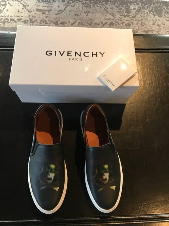 Givenchy Givenchy Army Skull Leather Slip-On Size US 9 / EU 42