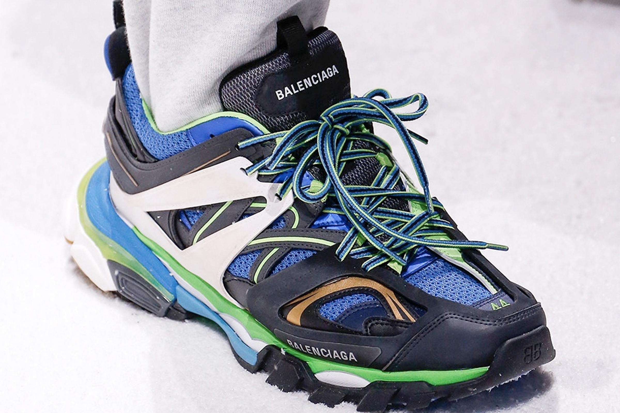Balenciaga Previews New Fall Winter 2018 Sneaker - Balenciaga Fw ... b57ecb662