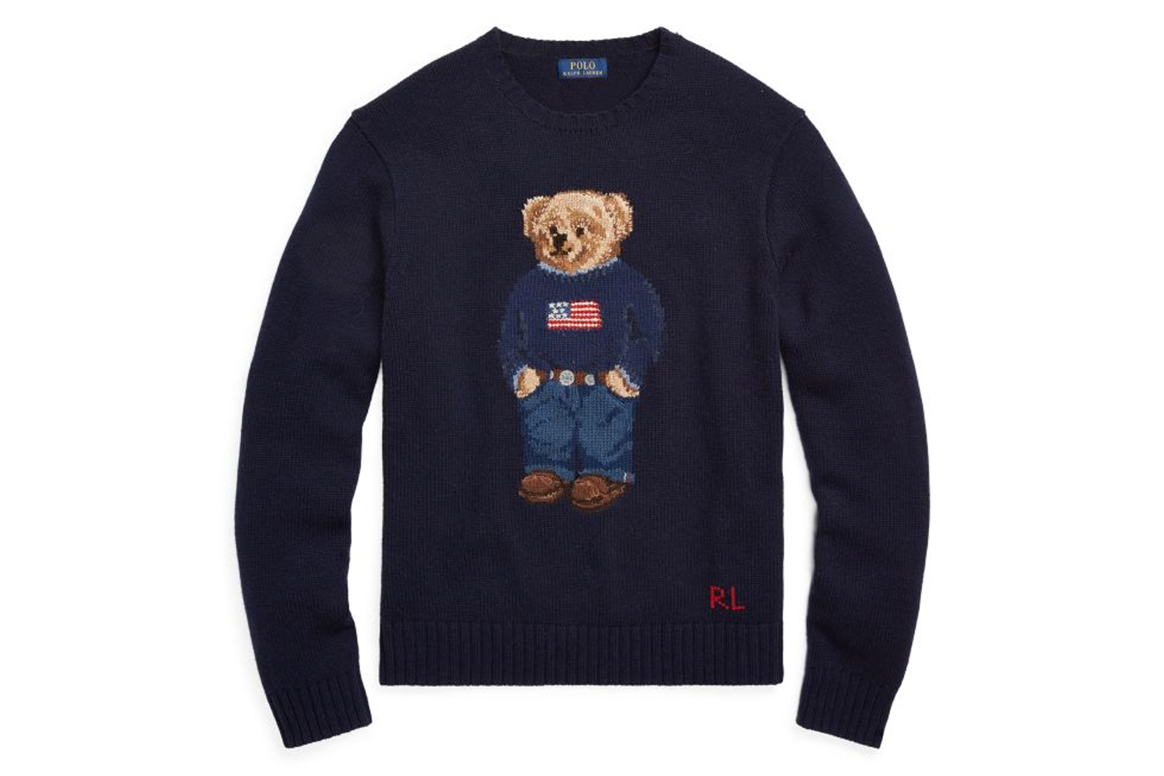 f30af3d2108 An Abridged History of The Polo Bear - Ralph Lauren Polo Bear ...