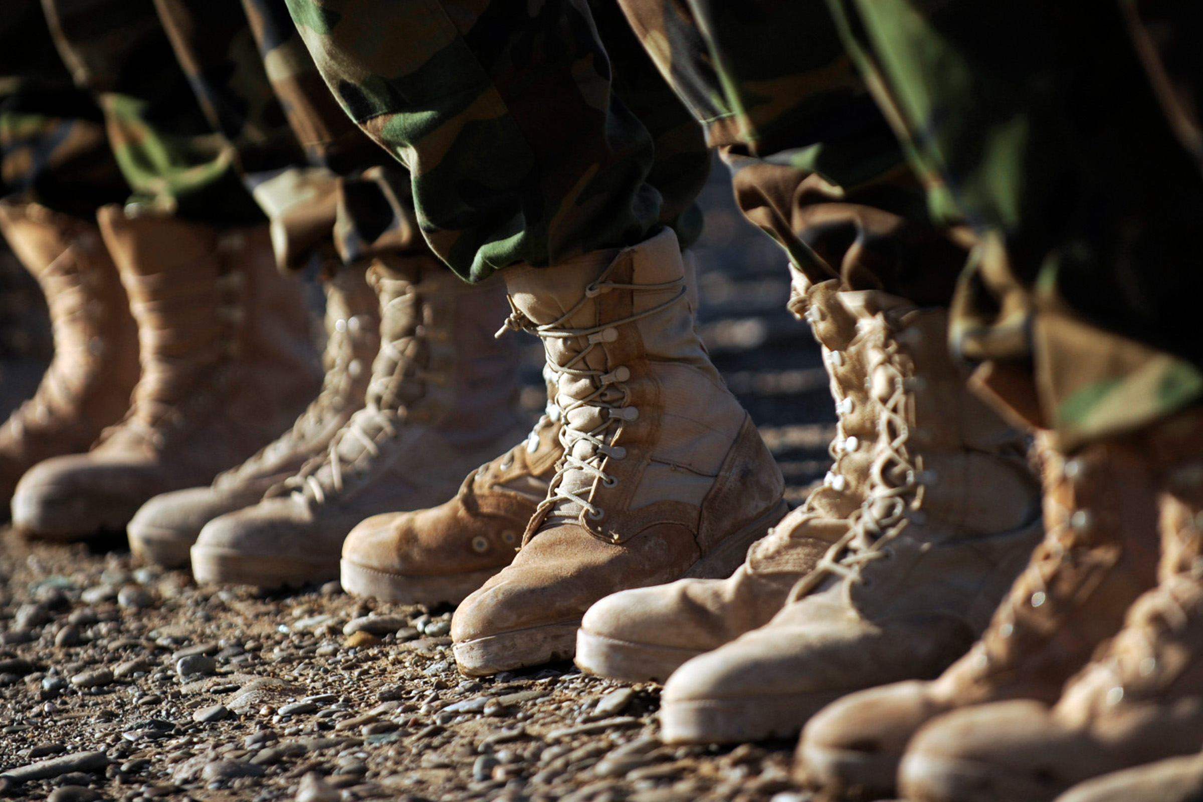Five Military Footwear Styles That Transformed Fashion | Grailed