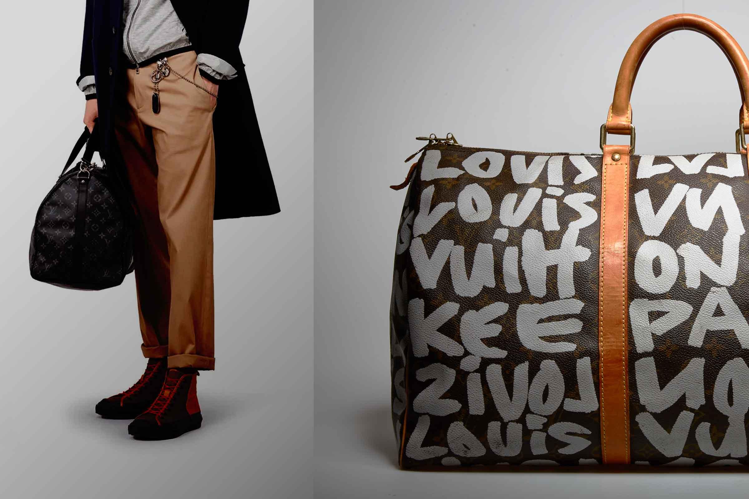 Luxury leather backpack travel bag weekender sports bag gym bag leather shoulder ladies mens bag satchel original made in Italy red brown