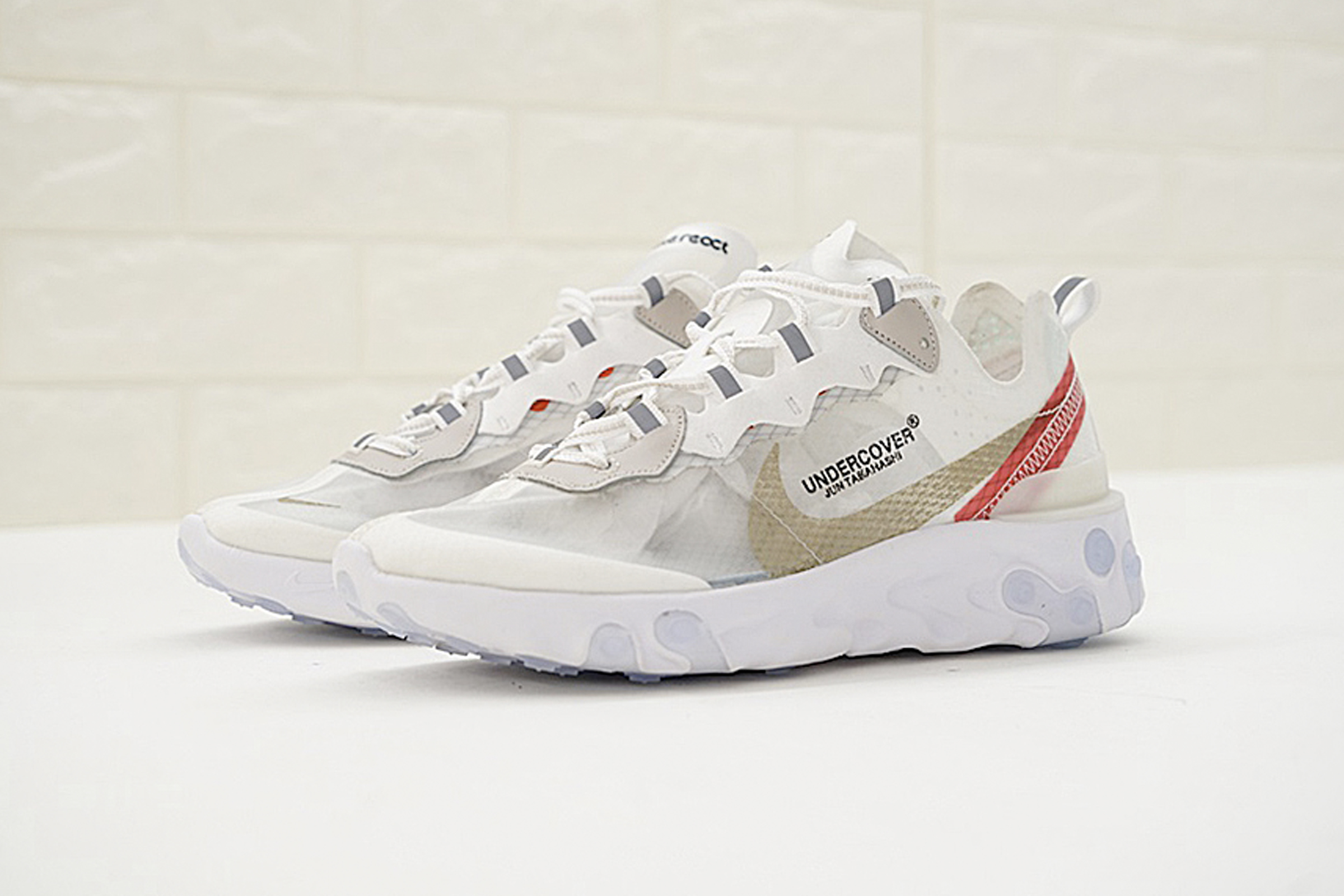 b5762dc3b9853 Undercover and Nike Tease New Colorways for the React Element 87 ...