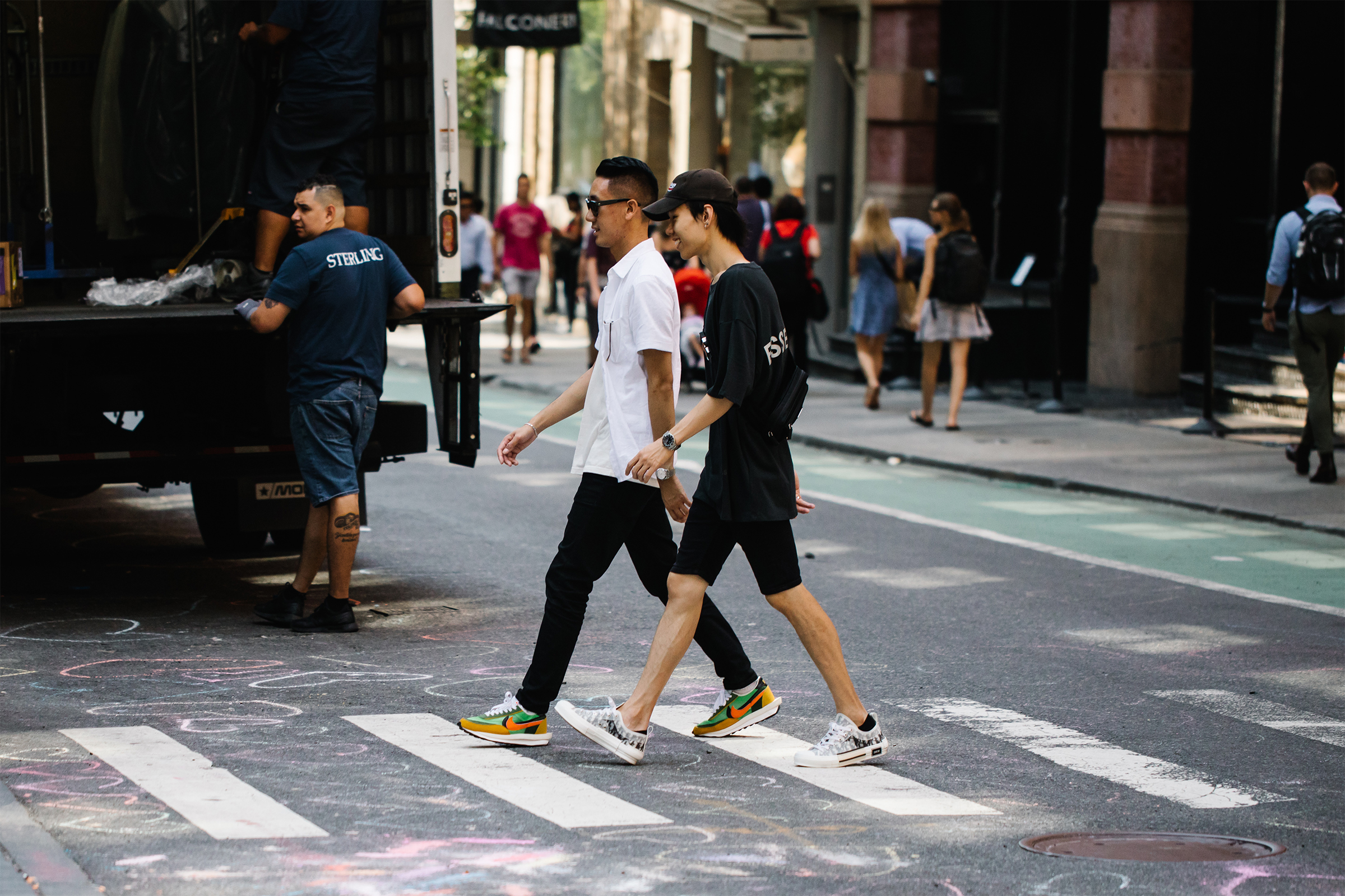 NYC Street Style: August 1, 2019 | Grailed