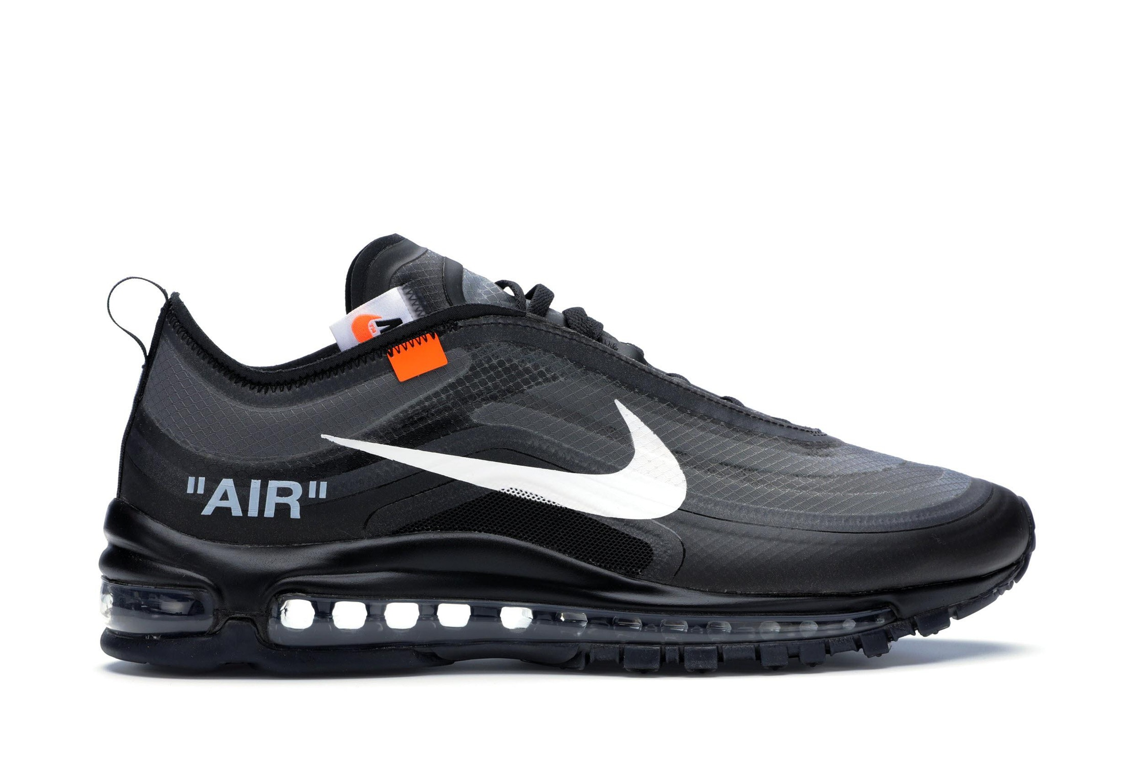 It s Official  Off-White x Nike Air Max 97s Drop Tomorrow - Off ... 4060431e6