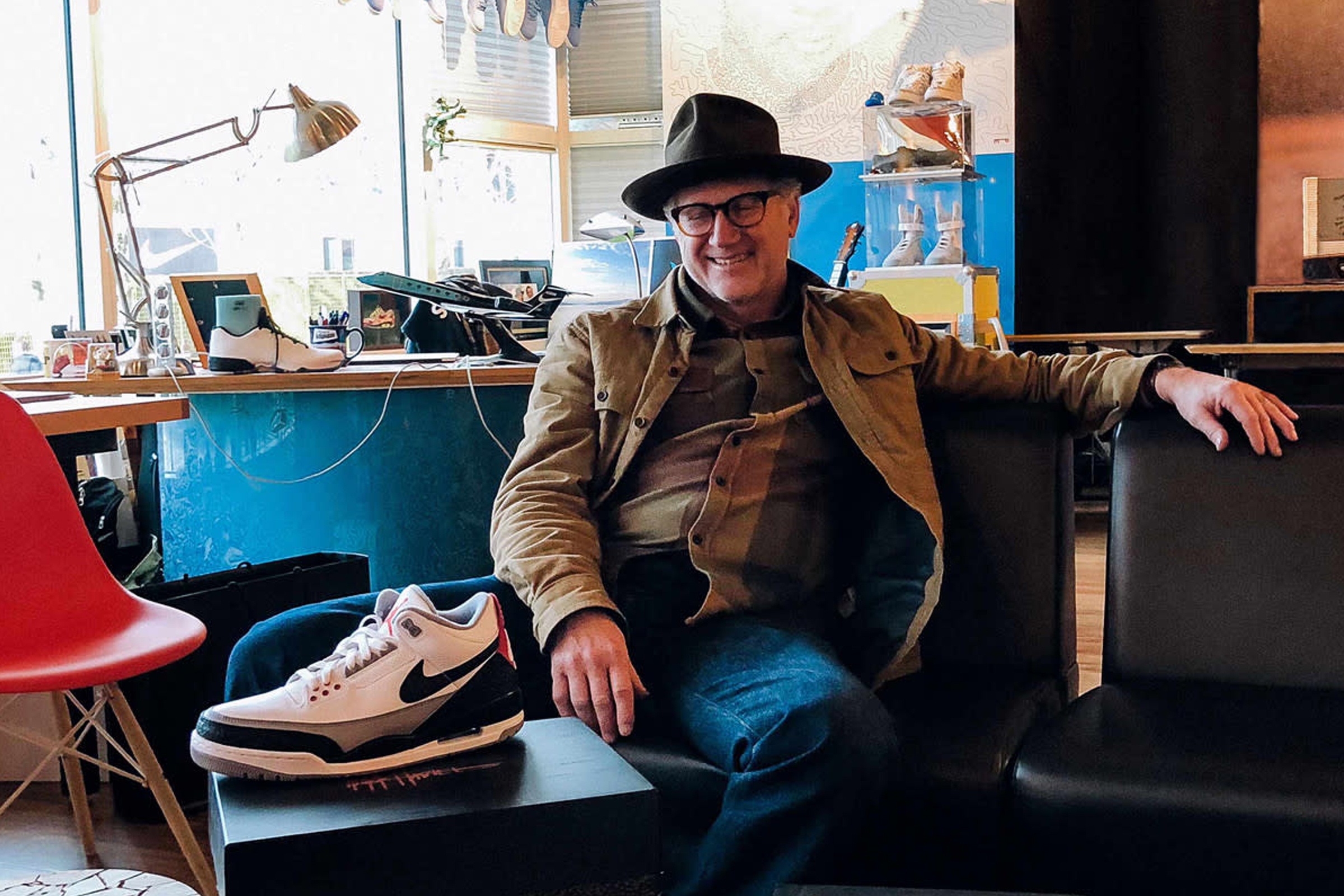 competitive price 8413f 85988 Tinker Hatfield's 10 Best Sneaker Designs | Grailed